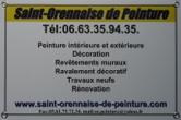 Saint Orennaise de Peinture