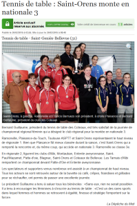 2015-03-06 07_50_15-Tennis de table _ Saint-Orens monte en nationale 3 - 26_02_2015 - LaDepeche.fr