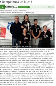 2015-03-06 07_51_01-Championnes les filles ! - 05_03_2015 - LaDepeche.fr